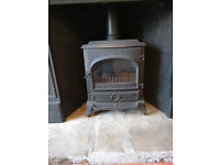 Dovre 500 gas stove (with conventional flue)