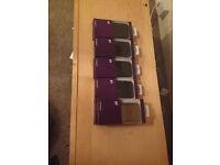 New Samsung S7 cases joblot 12 cases.