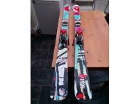 Head Caddy Twin Tip Skis 171cm with bindings