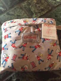 Cath Kidston foldaway rucksack brand new