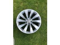 "VW Scirroco 18"" Alloy wheels"