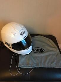 Sparco Karting helmet excellent condition
