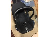 Maxi Cosy Baby Car Seat with ISOFIX