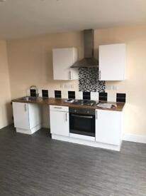 Spacious one bedroom apartment available now