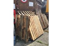 Free Wooden Pallets to collect in Tooting, London (9am -5:30pm)