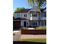 Fabulous Double Room In Professional House Share In The Heart Of Acocks Green - SPEEDY1704