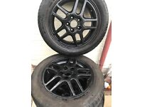 Vauxhall Alloy Wheels including tyres 16inch