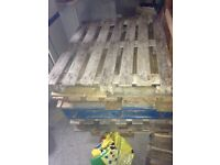 Pallets for sale good condition