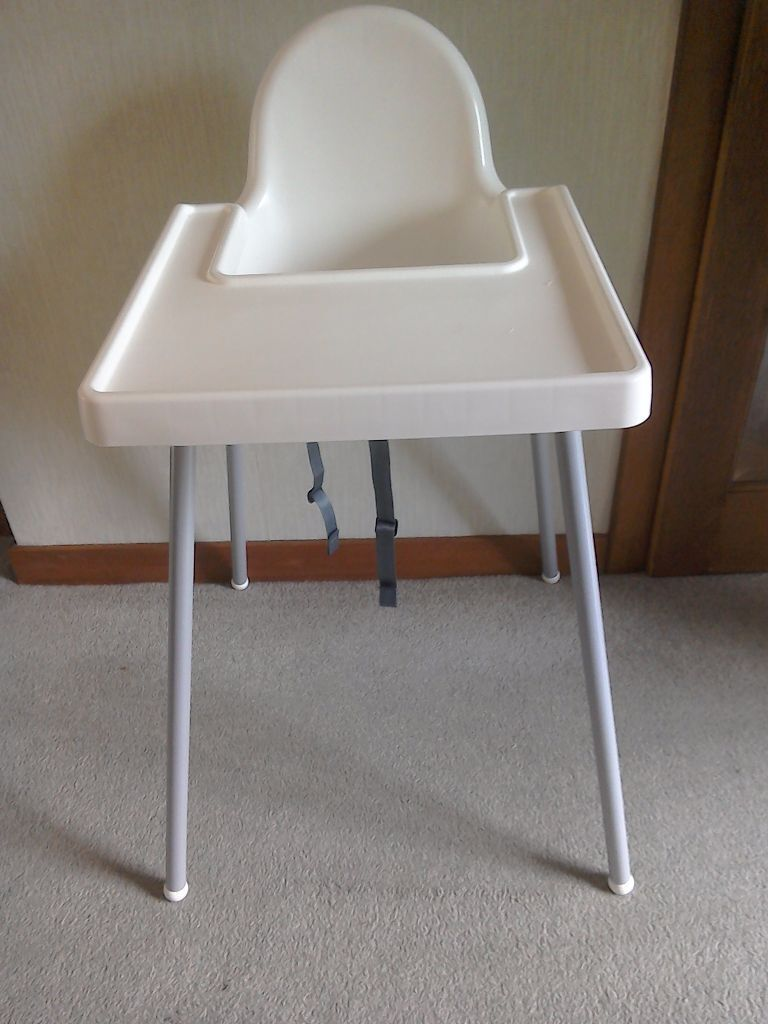 Ikea high chair in polmont falkirk gumtree for High baby chair ikea