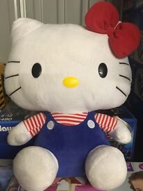 "Ty Hello Kitty Soft Toy - 15"" Soft Toy - New"