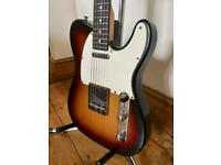 2003 Fender American Telecaster – Sunburst - Courier Delivery Available