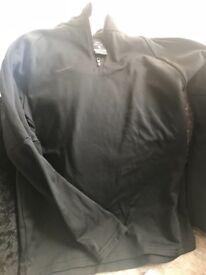 Boys long sleeved bike top
