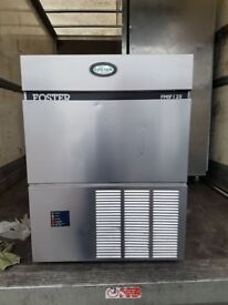 Foster ice flaker commercial ice flaker 120kg per 24 hrs crushed ice maker A++++