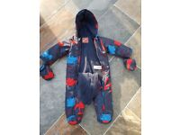 M&S Snow Suit 6-9m