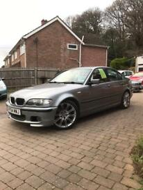 VERY DESIRABLE BMW 330d M-SPORT AUTOMATIC, 4 DOOR SALOON.