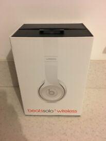 Beats by Dre Solo 3 Wireless Headphones - White