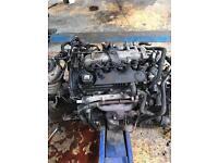 Fiat 1900JDTI full engine