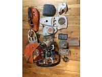 Stihl ts410 spares or repair