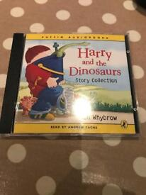 Harry and the dinosaurs audio cd