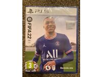 **SEALED** FIFA 22 PS5 GAME BRAND NEW FIFA22 FOR PLAYSTATION 5