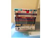 TV Series DVD Job Lot, Very Good Condition - Listed Below