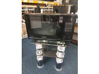 Samsung MC28H5013AK combination microwave, black