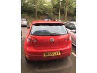 Volkswagen Golf GTI T, MK5 , 3 door,Red, Manual, £3600 ono