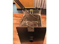 Bufalo Fryers single fryer 5 liter