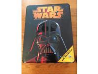 Star Wars Darth Vader Activity Tin (NEW)