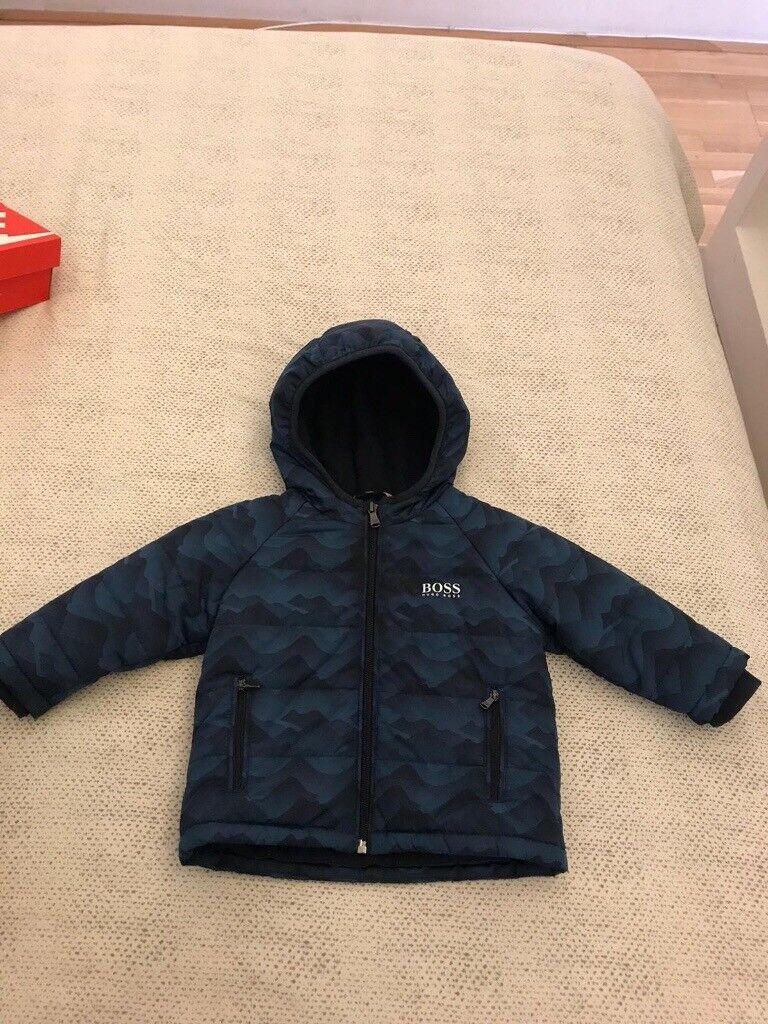 8ea42cd54 Baby boys shoes and coat - Hugo boss, Ralph Lauren, Nike   in Trafford,  Manchester   Gumtree