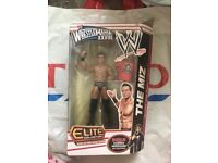 WWE figure the miz