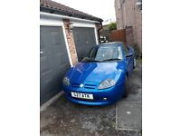 Blue MG 2003 MOT until October
