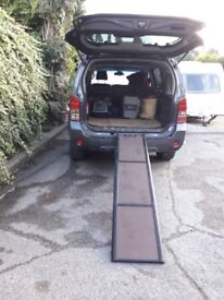 Pet Gear Dog Ramp. For Car or Home. Non-slip surface for better paw grip.