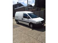 2004/04 FIAT SCUDO DIESEL, 1 YEARS MOT, VERY GOOD CONDITION,