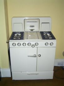 Antique New World Cooker