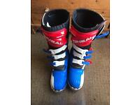 Motor cross boots oneal
