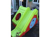Garden Slide house children hucknall Chad Valley Funtivity Argos RRP £130
