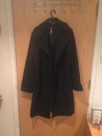 3/4 Black Jacket -Brand new