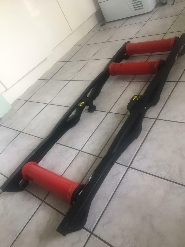 Elite arion cycling rollers