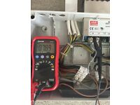 NICEIC aproved electrician Domestic, industrial commercial,