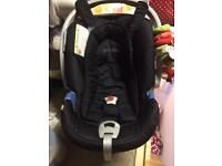 Mamas and papas newborn car seat