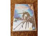 Edward Scissorhands DVD New sealed and unopened