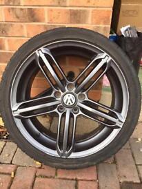 """Golf Gti alloy wheels 18"""""""