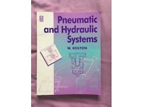 Pneumatic and Hydraulic Systems textbook, W. Bolton