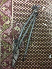 Qashqai wiper linkage 2011 2012 2013
