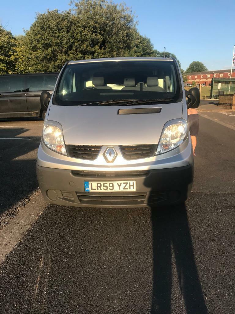 Renault traffic LL29 DCI 115 panel van