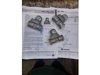 Knorr Bremse Charging Valves DR4378 K000644