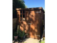 Garden Shed - 6' square
