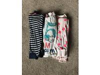Bundle of girls NEXT Pyjamas. Age 4-5 yrs
