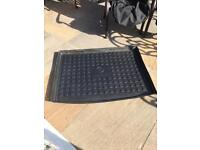 Mercedes GLA front rubber and boot mat